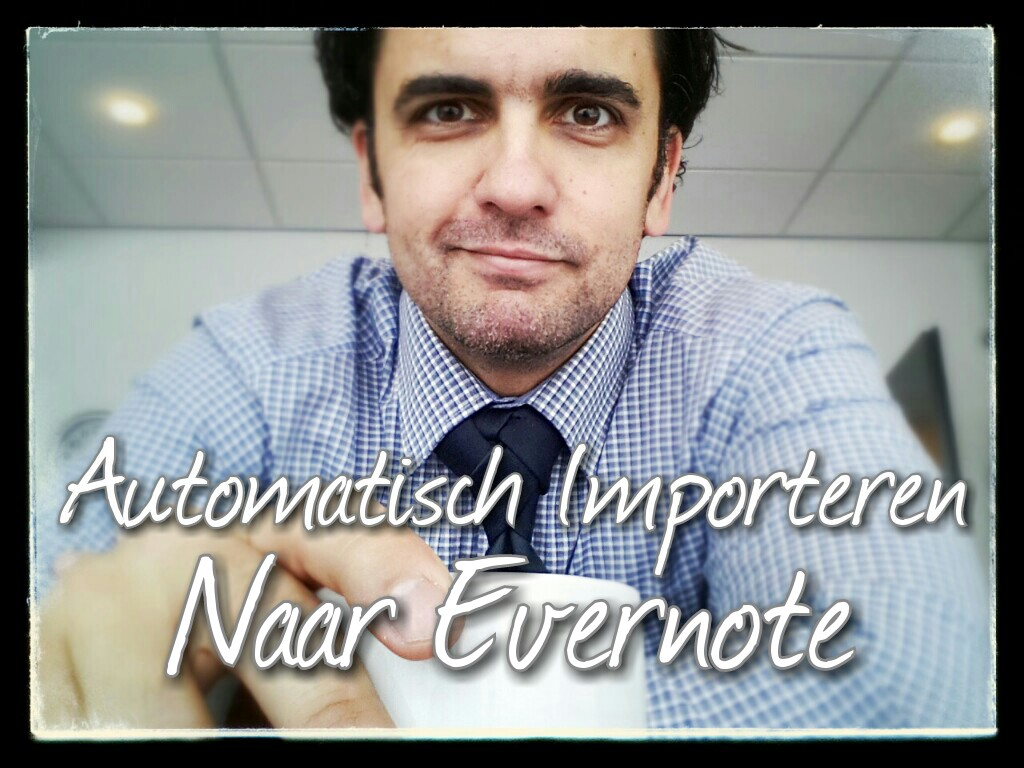 [VIDEO]: Import Mappen in Evernote