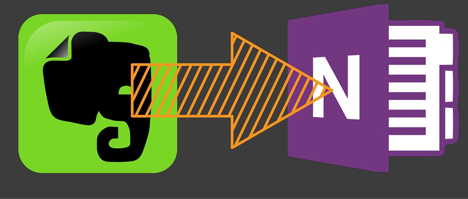 Exporteer je Evernote notities naar OneNote