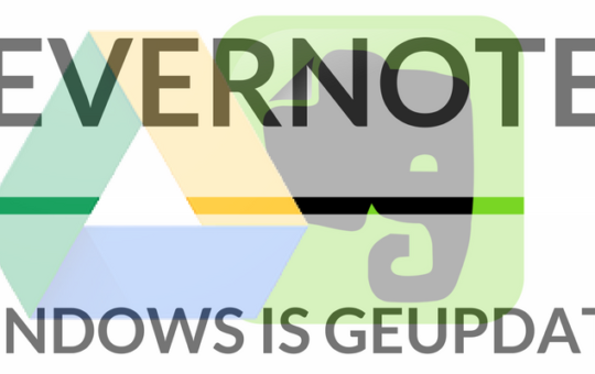 Evernote Windows Update 6.3.3 : Dit kun je verwachten