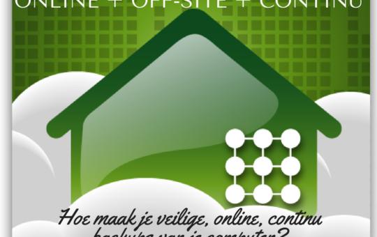 Crashplan: Hoe maak je veilige online backups van je computer